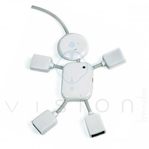 Hub USB - Mini robô